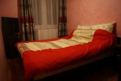 motel tarnow sypialnia